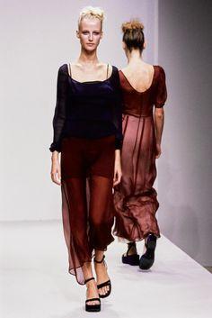 Prada Spring 1997 Ready-to-Wear Fashion Show - Esther de Jong