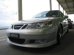 My 2002 9-3 Aero and a friends 9-3 Viggen - The Saab Link Forums