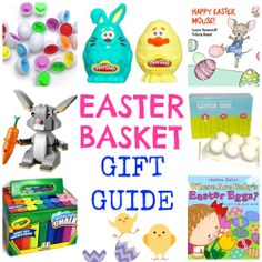 #Easter basket gift ideas for #kids