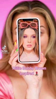Monster High Makeup, Makeup Emoji, Light Makeup Looks, Bobby Brown Stranger Things, Makeup Looks Tutorial, Full Face Makeup, Asos, Cute Makeup, Facial Skin Care