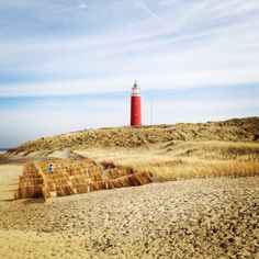 Lighthouse Texel by Debby Verriet on 500px