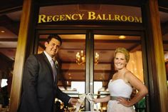 Maggie and Colin opened the doors to the Ballroom for the reception greeting each guest with a glass of Champagne   Peonies and Pianos | Backyard Soiree Weddings and Events  10494614_674733639273143_7425294272517499334_n