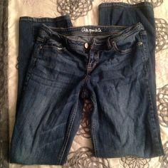 Dark wash Aeropostale jeans. Barely worn. Size 8 Like new. Aeropostale Pants