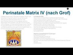 Stanislav Grofs perinatale Matrix & Matrizen - Geburtsprozess (Teil 2)
