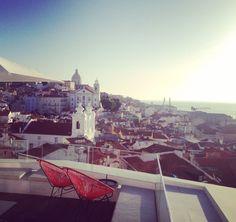 Lisbon // relaxing at Memmo Alfama   MYRIVEGAUCHE