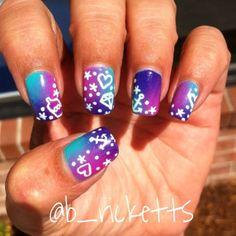 b_ricketts #nail #nails #nailart