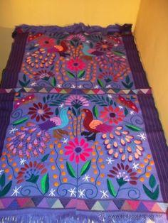 Bordados mexicanos a mano - Imagui