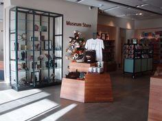 Retail Merchandise on Display with Rakks Shelving