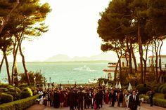 The view from the Hôtel du Cap-Eden-Roc