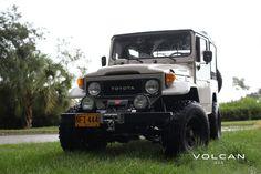 'Pacho' 1982 FJ40 Land Cruiser from Volcan 4x4