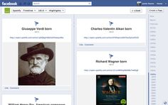 Spotify's Facebook timeline chronicles over 1,000 years of music