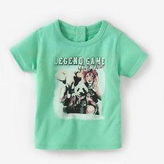 R Baby t-shirt   La Redoute