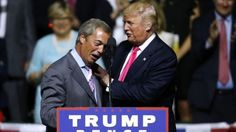 Nigel Farage 'doubts' FBI Trump probe claim
