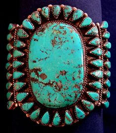 Love love love. The turquoise/copper is fab :)