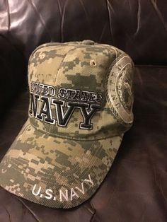uk availability 8386c ab6b8 United Sates Navy Digital Camo BaseballHat  fashion  clothing  shoes   accessories  mensaccessories  hats  ad (ebay link)