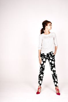 Boden Chelsea Trouser #SS15