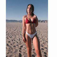 Maryana Dvorska -- one of my favorite IG fitness models