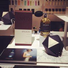 Apeiron | Tonatto Profumi @ Pitti Fragranze 2015 Available online at Tonatto Profumi Official Website www.tonatto.com