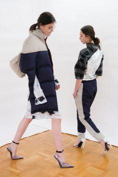 Back Fall 2017 Ready-to-Wear Fashion Show