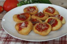 Pizzette fritte con impasto veloce | cucina preDiletta