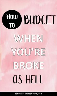 STOP avoiding your budget because you think you can't make it work - do this ins.STOP avoiding your budget because you think you can't make it work - do this instead! Making A Budget, Create A Budget, Budget Help, Planning Budget, Financial Planning, Financial Budget, Financial Peace, Budgeting Finances, Budgeting Tips