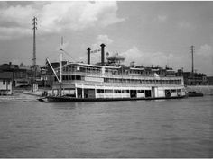 Ahhh, the days of the Riverboats in Alton, what a romantic time.