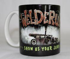 Welder Up Diesel Rod Coffee Mug - Welder Up