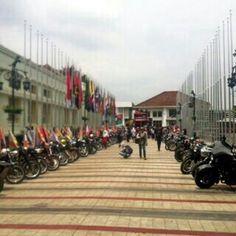 Bikersbrotherhoodmc support KAA,bandung KAA 60