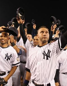 The Yankees' all-time hits leader and captain Derek Jeter has called New York home for 15 years.
