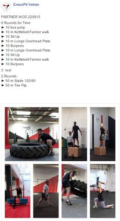 Crossfit At Home, Crossfit Wods, At Home Gym, Tire Flipping Workout, Tire Workout, Crossfit Inspiration, Fitness Inspiration, Traction, Barre