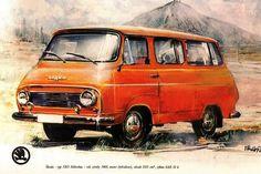 Skoda 1203 1969