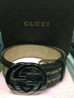 gucci belt $289