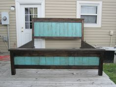 Farmhouse Bed   Do It Yourself Home Projects from Ana White