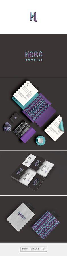 Hero Hoodies Branding on Behance | Fivestar Branding – Design and Branding Agency & Inspiration Gallery