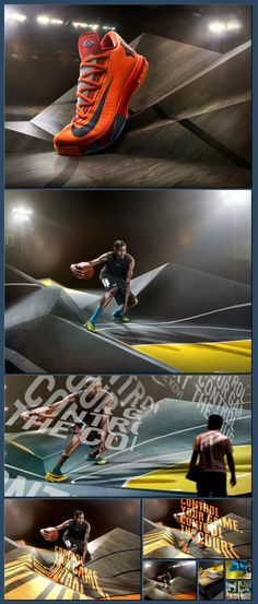 Nike KD Vi on Behance [Collage made with one click using http://pagecollage.com] #pagecollage