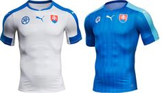 Euro 2016 Kits - (All 24 Teams Shirts Released)