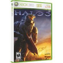 Jogo Xbox 360 Halo 3 Standard