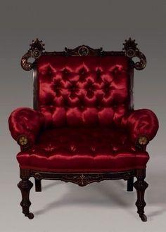 RETRO А · Velvet ChairsRed ...