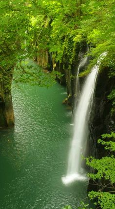 Walk along Japan's most beautiful gorge: Takachiho or discover the less trodden Kaeda valley to enjoy the refreshing waters.