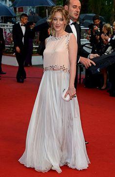 Festival Internacional de Cine de Cannes 2013 alfombra roja red carpet photocall - Ludivine Sagnier