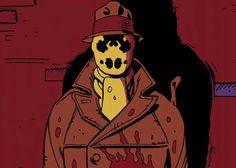 Rorschach es un antihéroe ficticio coprotagonista de la aclamada serie de Alan Moore y Dave Gibbons, Watchmen, publicada por DC Comics entre 1986 y 1987