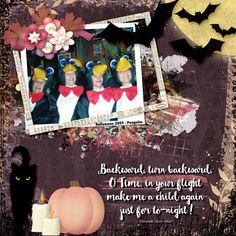 Layout by smikeel. Kit: A Halloween Wish by Elizabeth's Market Cross http://scrapbird.com/designers-c-73/d-j-c-73_515/elizabeths-market-cross-c-73_515_513/a-halloween-wish-p-18268.html