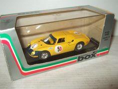Box 8446 Ferrari 250 LM ( 1964) Diecast Model in 1:43 Scale.