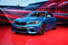 But we promised you the hotness, and here it is: the BMW M2 Coupe – rear-wheel drive, manual transmi... - autoTRADER.ca (Jonathan Yarkony)