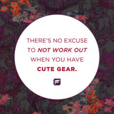 Cute activewear is all the motivation you need. | Fabletics