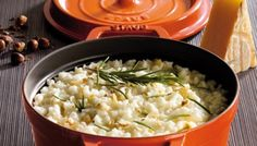 Risotto with Italian Cheese – Cook Culture