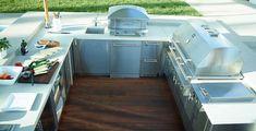 Designing the Best Outdoor Kitchen Countertop