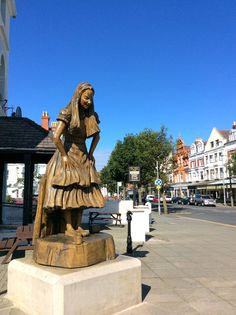 Found Alice in North Wales- Llandudno