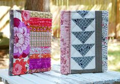 Composition Notebook Covers by RhubarbPatch, via Flickr