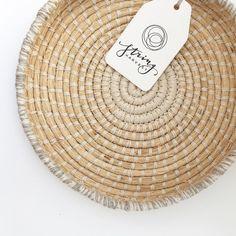 Habu cotton & paper linen + raffia